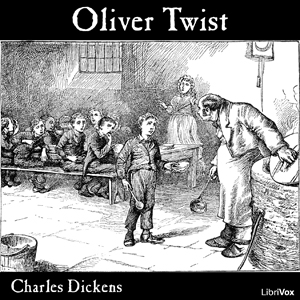 Oliver Twist(578) by Charles Dickens audiobook cover art image on Bookamo