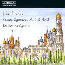 Kontra Quartet - Piotr Tchaikovsky: String Quartet No. 1 in D Major Op. 11: II. Andante cantabile [FIq]